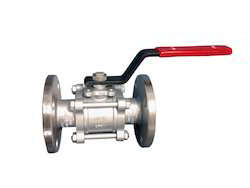 Industrial Flange Ball Valve