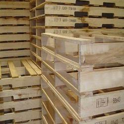 Heat Treated Pallet