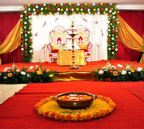 Special Arrangements Beautician Service Provider From Chennai