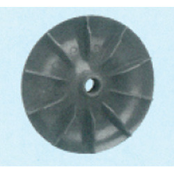 Plastic Fan Suitable For Crompton Jet Pump Small