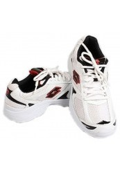 Lotto White Running Shoes
