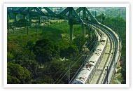 Extra Dosed Bridge At Indraprastha