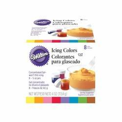 Americolor Gel Based Food Color - Wilton Icing Color - Set of 12 ...