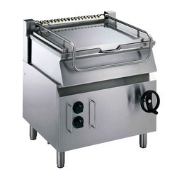 Electric Tilting Braising Pan