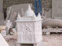Marble Art Home Mandir