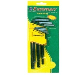 Eastman 9 Pcs Ball Point Allen Keys Set - Long Pattern