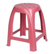 Plastic Sitting Stool