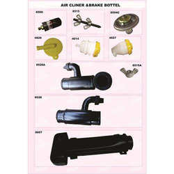 Air Cleaner & Brake Bottle