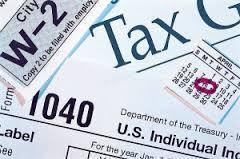 Tax Processing And Tax Preparation Services