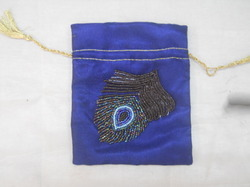 Embroidery Coin Pouch