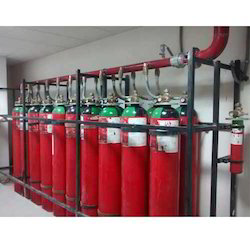 INERGEN GAS  Fire Suppression System