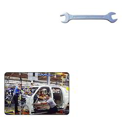 Inder Double Open End Spanners for Automotive Industry N-82A