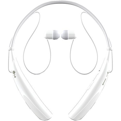 42223bf12d4 LG Hbs-750 Tone Pro Wireless Bluetooth Headset White at Rs 6922 ...