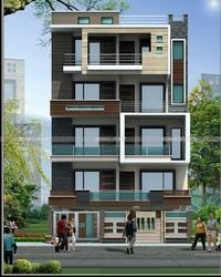tower apartments design residential exterior services in kamla rh indiamart com