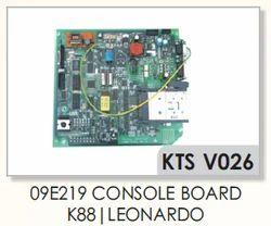 VAMATEX K88,LEONARDO 09E219 Console Board