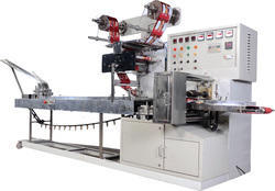 VPA Horizontal Flow Wrap Machine