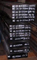 HSS M35 Flats Bar