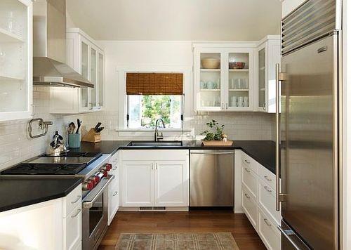 U Shaped Kitchen Design In Chennai Ashok Nagar By Target Interiors Extraordinary U Shaped Kitchens Designs