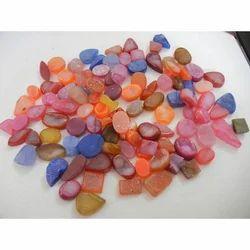 Dyed Druzy Gemstone