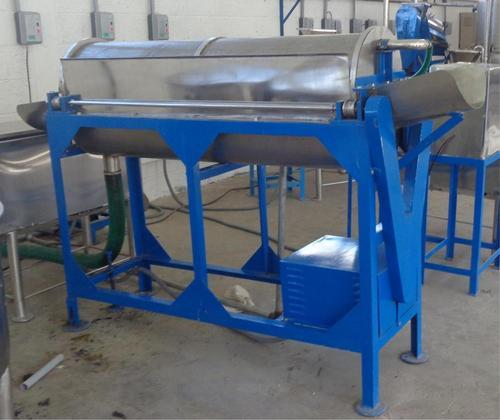 For Industrial Continuous Type Rotary Fruit Washer