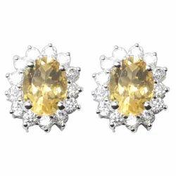 Designer Silver Earring