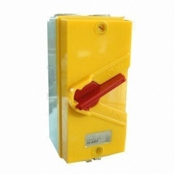 Weather Protected Isolating Switches Type