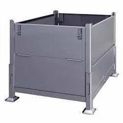 Steel Storage Bin