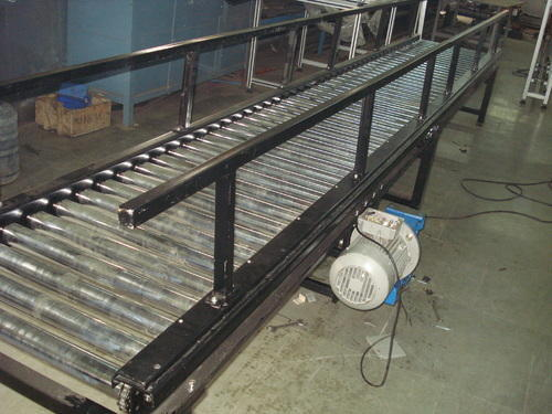 Roller Conveyor - Gravity Roller Conveyor Manufacturer from Faridabad
