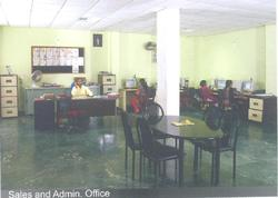 Sales & Admin Office