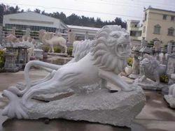 Marble Animal Carvings