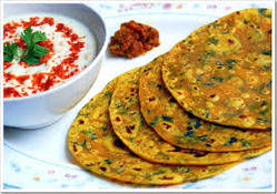 Gujarati Thepla