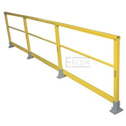 balcony,stairs etc. Panel FRP Handrails, For Industrial