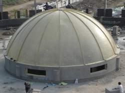 Newlook Fibre Industries FRP Supreme Domes