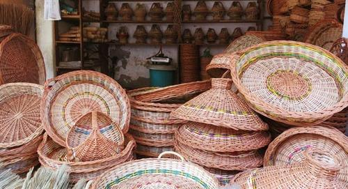 Kashmiri Wicker Handicrafts Gifts Crafts Artifacts Kashmir
