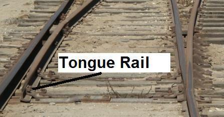 Tongue Rails Tongue Rail Manufacturer From Ahmedabad
