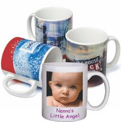 Personalized Printed Mugs