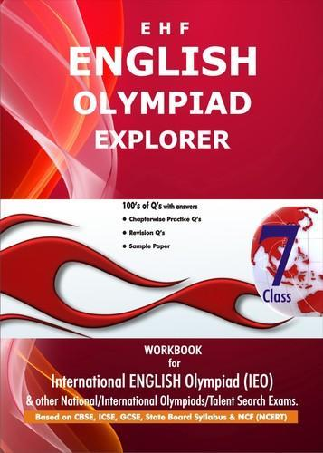 English Olympiad Explorer Class 7 Books