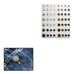 Spring Snap Buttons for Clothing