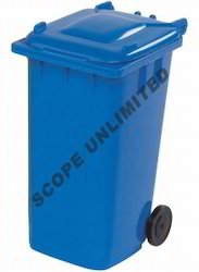 Two Wheeled Dustbin 240L