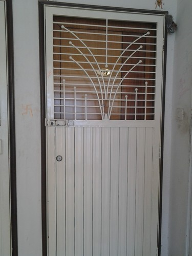 Safety Doors Safety Grills: Fabricated Safety Doors