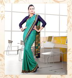 Exclusive Dyed Saree