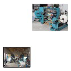 Slitting Rewinding Machines for Paper Industry