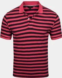 Mens Hosiery Red & Black Collar T Shirts