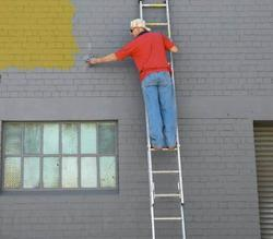 Painting Services Anti Corrosion Painting Services Manufacturer - Painting-exterior-walls