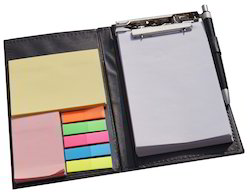 Personalized Plain Sticky Notepad