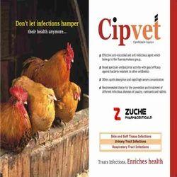 Veterinary Ciprofloxacin Injection