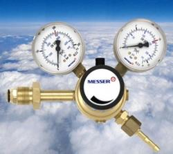 Hydrogen Gas Regulator