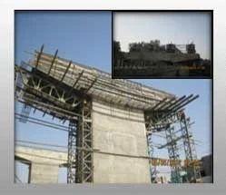 Railway Overbridge Construction