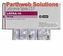 Arava Tablets, Lefra (Leflunomide Tablets)