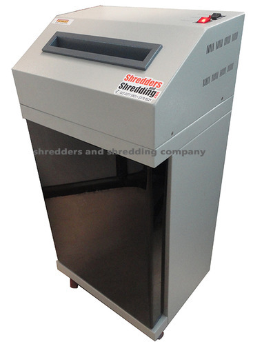 Heavy Shredders Duty Commercial Paper Shredder Manufacturer From Mumbai